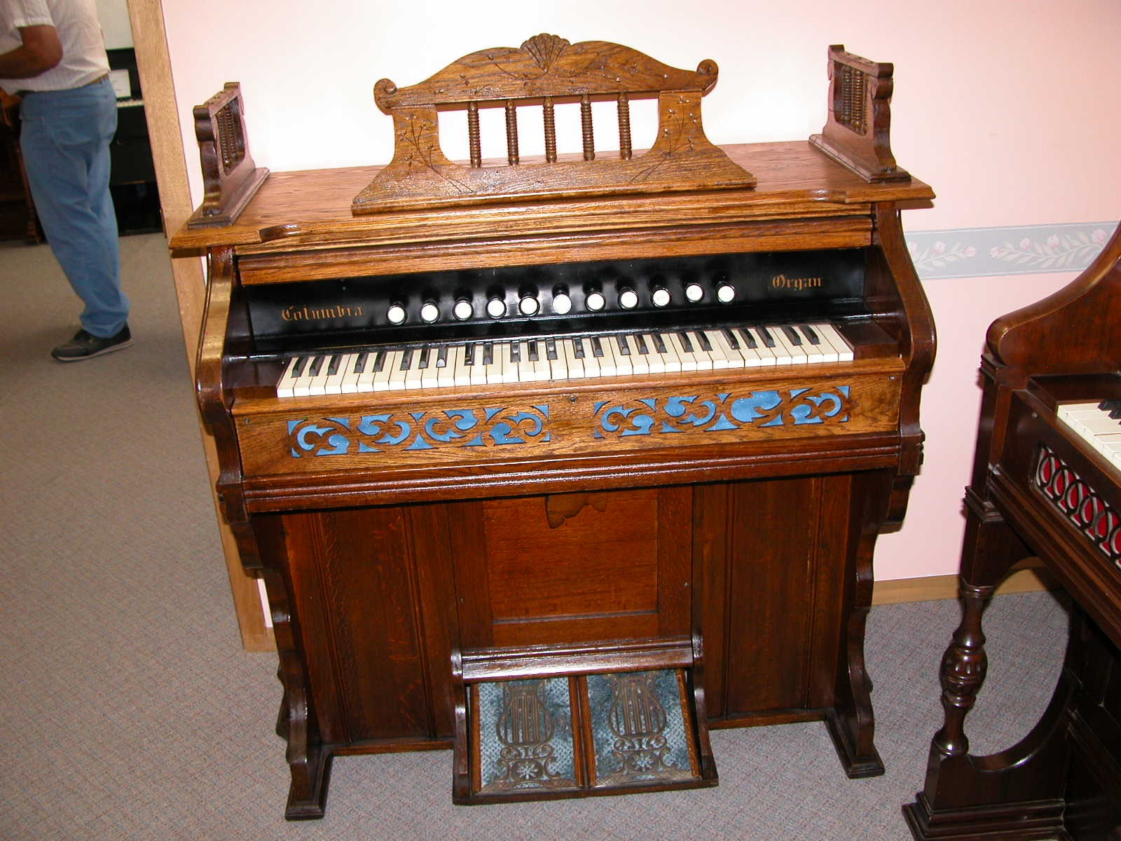 1903 Columbia Organ Co. I.D. No. #33