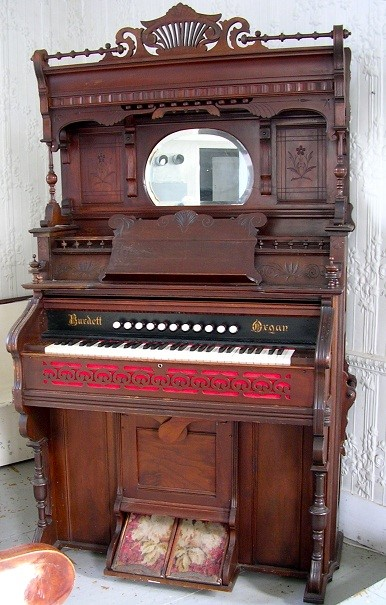 Cable Hobart Organ