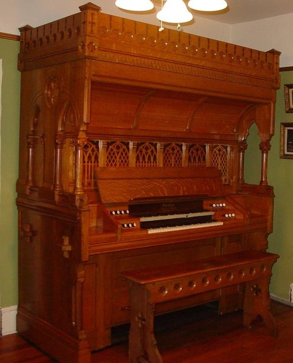 Vocalion Organ